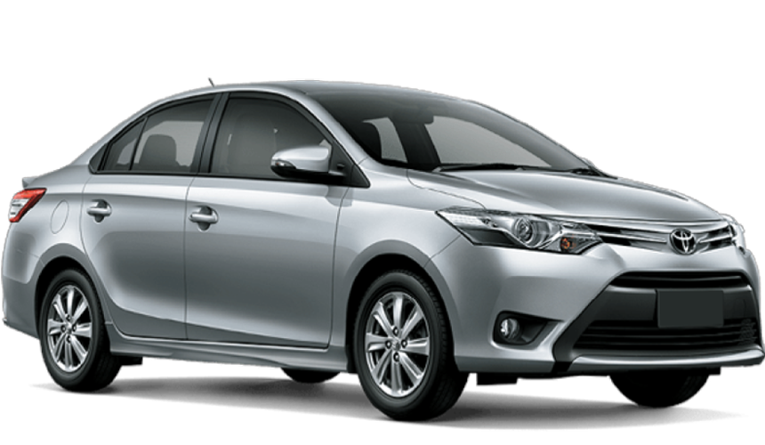TOYOTA  YARIS  car hire in Barbados