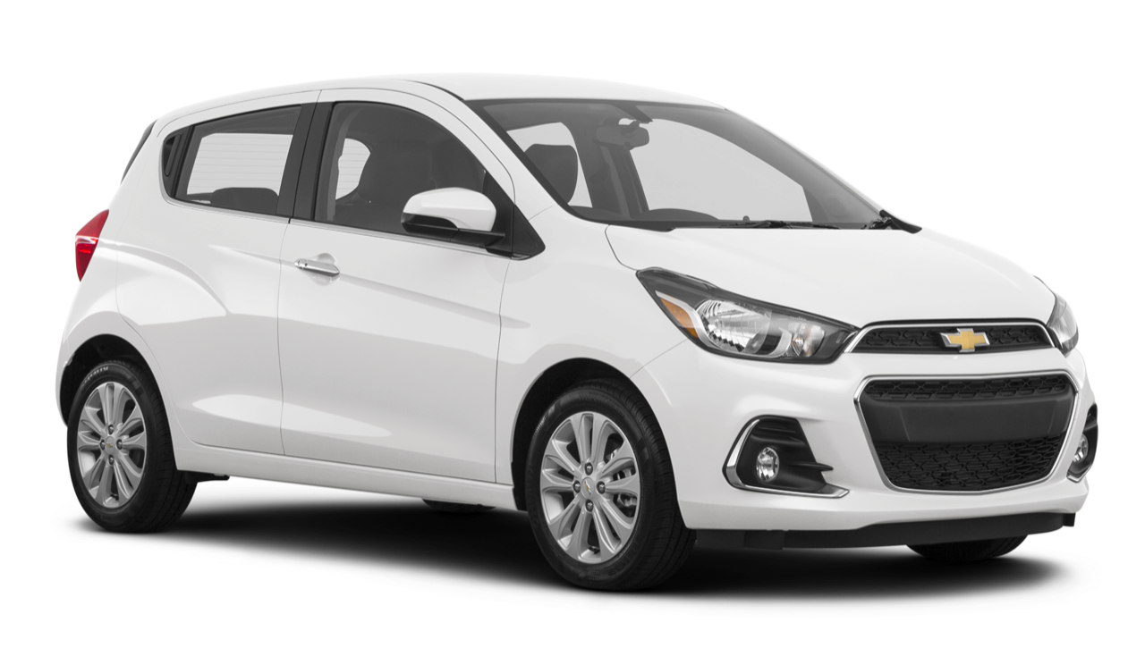 CHEVROLET SPARK car hire in Barbados