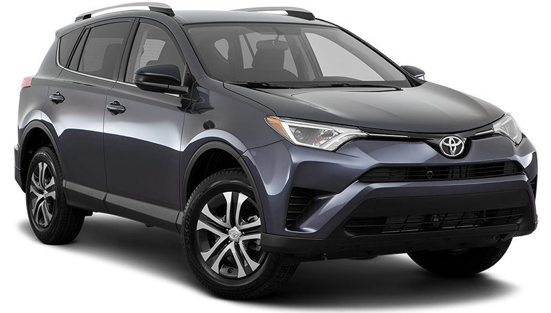 TOYOTA RAV4 car hire in Barbados