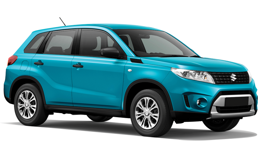 SUZUKI VITARA car rental in Barbados