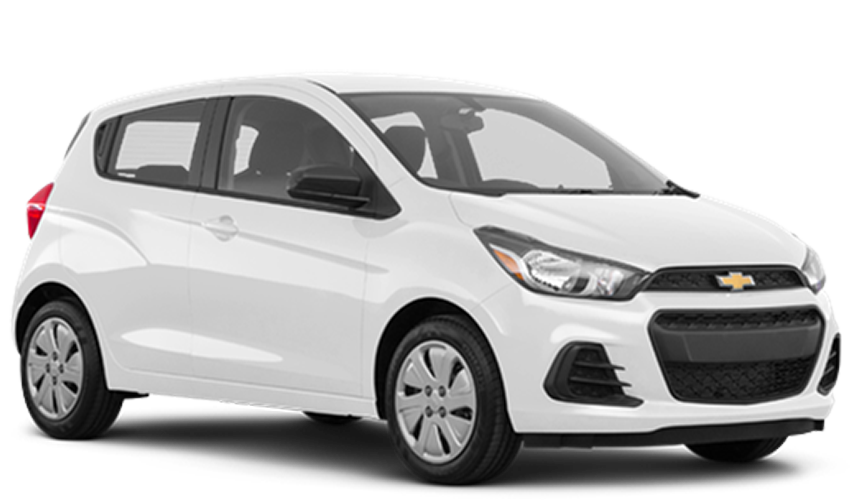 CHEVROLET SPARK car rental in Barbados